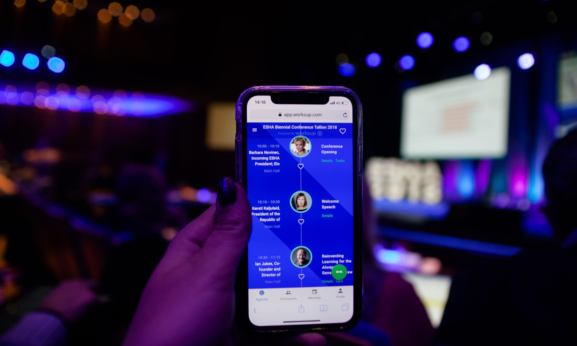 event app, mobile event app, conference app, best event apps