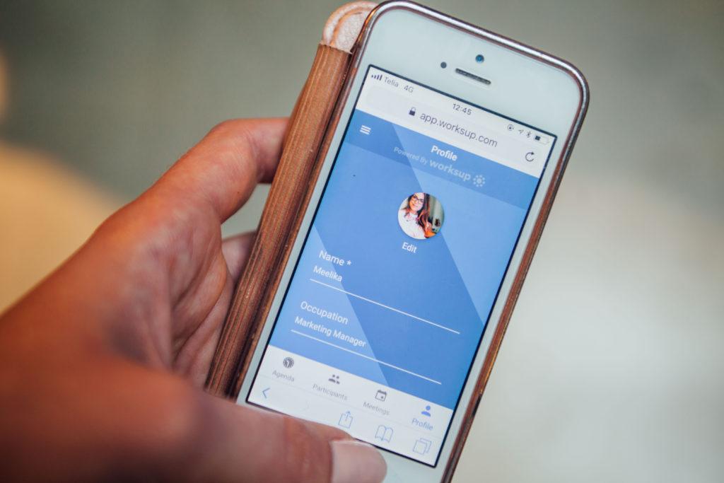 networking app, networking event app, event app, mobile event app