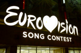 eurovision song contest sign